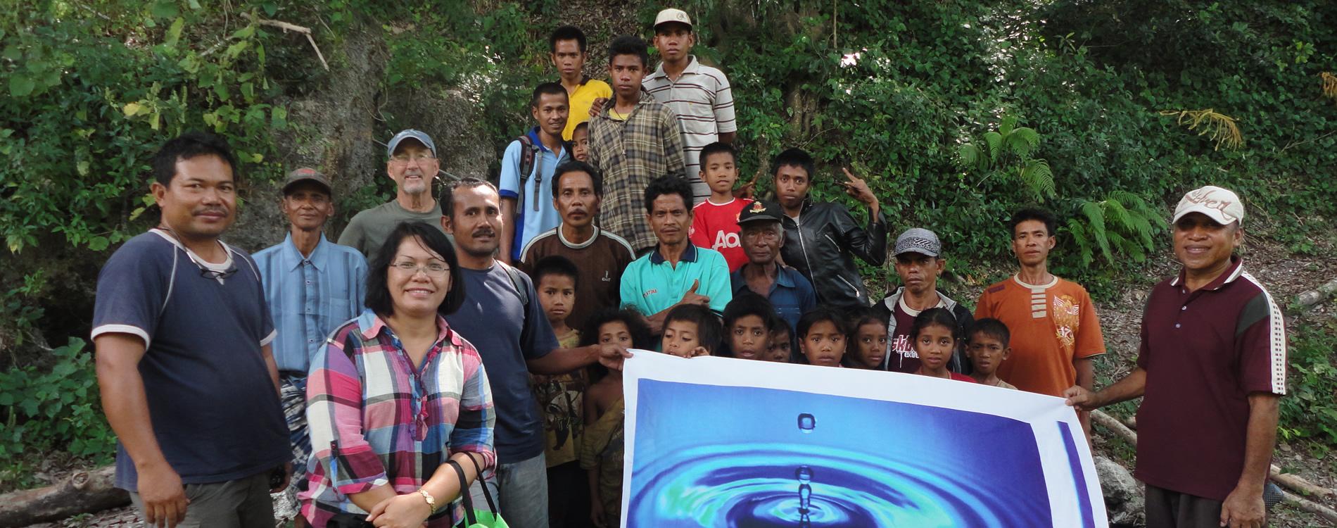 Reaching Indonesians through Indonesians